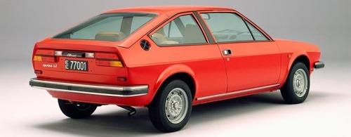 Fantasie Alfa Romeo, Cuore Sportivo Elettrico: nuova Alfasud E-Sprint (GT EV) (5)