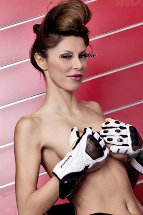 Befast. Claudia Rossi è la protagonista del calendario 2011