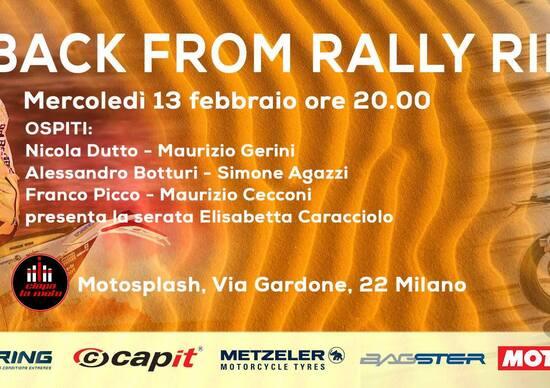 Ciapa La Moto: Back From Rally Ride