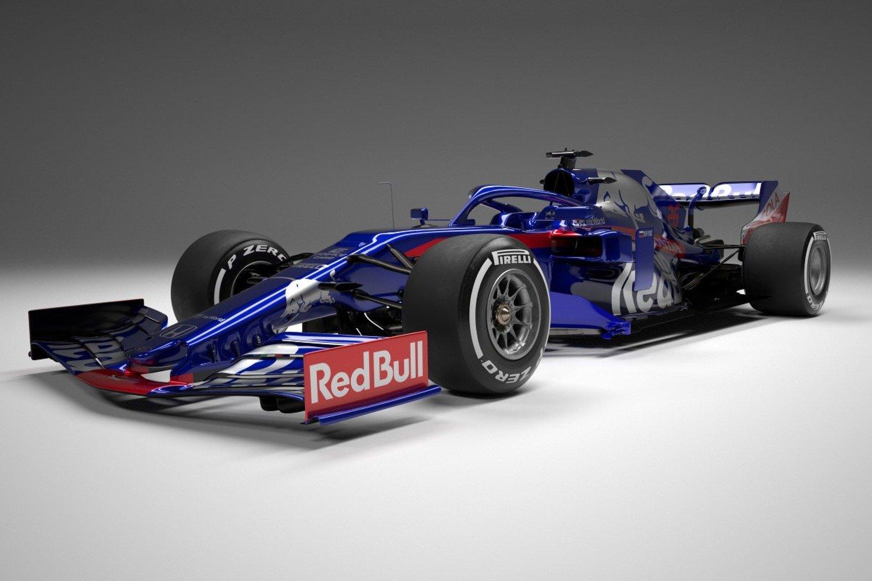 F1 2019: Toro Rosso, svelata la STR14