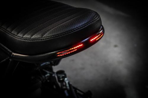 Kawasaki Z1000: una scrambler insolita e tagliente (9)