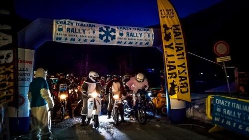 Crazy Italian Rally. Mamely & Bellini Polverizzano il Record! (3)