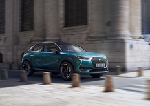 DS 3 Crossback: il nuovo B SUV francese premium in concessionaria [video]