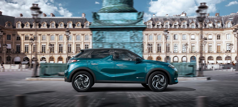 DS 3 Crossback: il nuovo B SUV francese premium in concessionaria [video]