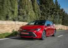 Toyota Corolla 2019, 180 CV Hybrid e linea molto personale [Video]