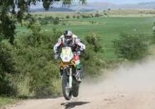 Dakar 2011, 4a Tappa. Marc Coma vince la volata di Calama e passa al comando