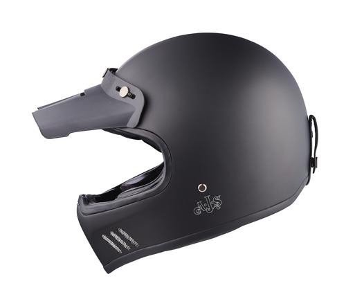 Louis-Moto: casco AJS Vintage II (5)