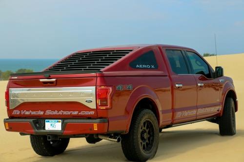 Aero X, l'hard top che trasforma il pick up in coupé  (2)