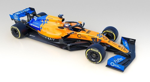 Formula 1 2019: McLaren, tolti i veli alla MCL34