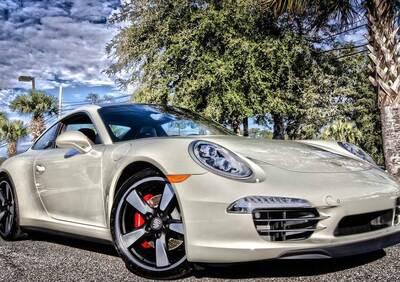 Porsche 911 Coupé 3.8 50 Anni del 2014 usata a Usmate Velate