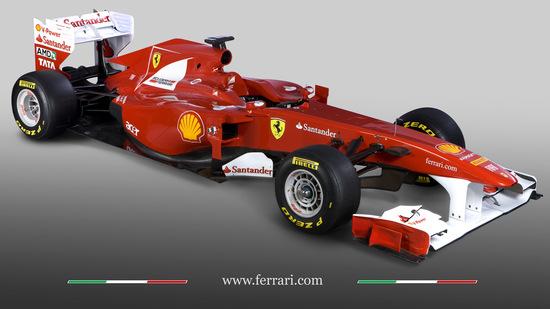 La Ferrari 150° Italia del 2011: il suo primo nome fu F150, ma Ford si oppose perché troppo simile a quello del suo pick-up F-150