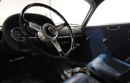 Vecchie Alfa da record risorgono: Giulietta SZ ferma dal 1984 in vendita [foto gallery] (7)