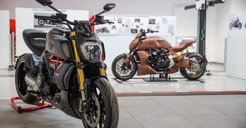 Dentro il Centro Stile Ducati: a Bologna nascono così le moto di domani