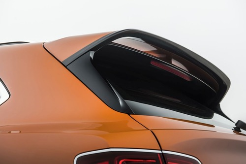 Bentley Bentayga Speed, il SUV più veloce del mondo (7)