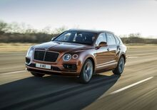 Bentley Bentayga Speed, il SUV più veloce del mondo
