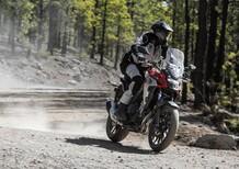 Honda CB500X 2019, TEST: che bello viaggiare… anche in fuoristrada