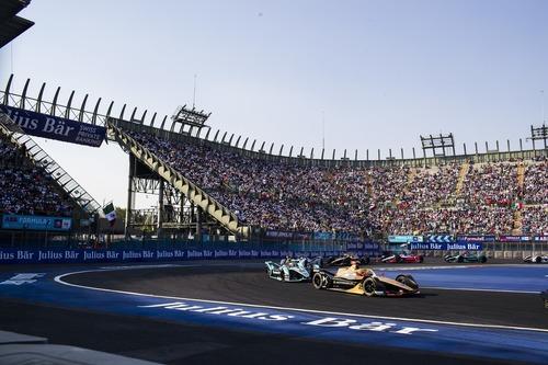 Formula E 2019, Città del Messico: Di Grassi vince una gara mozzafiato (5)