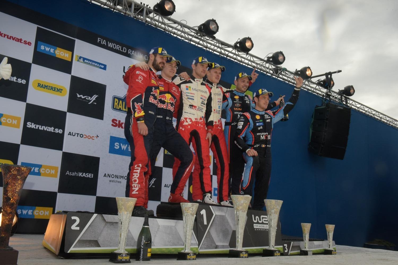 WRC19. Svezia. Tanak & Toyota Greatest Hits. Ora un problema (per gli Avversari)
