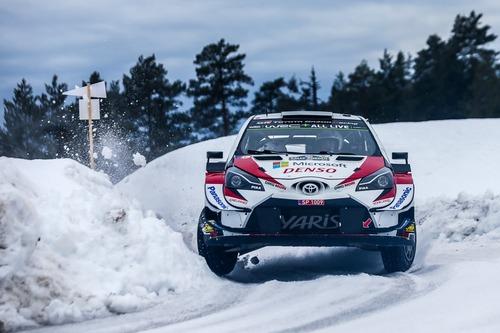 WRC19. Svezia. Tanak & Toyota Greatest Hits. Ora un problema (per gli Avversari) (2)