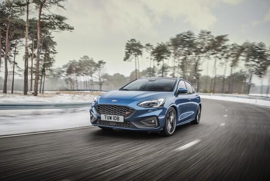 Comfort e performance sulla nuova Ford Focus St