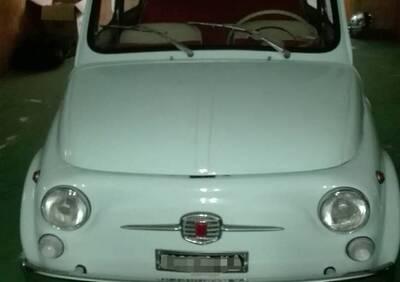 500 f d'epoca del 1968 a Giugliano in Campania