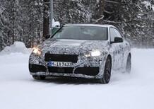 BMW Serie 2 Gran Coupé: foto spia