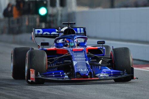 F1 2019, test Barcellona, Day 2: Leclerc al top (4)