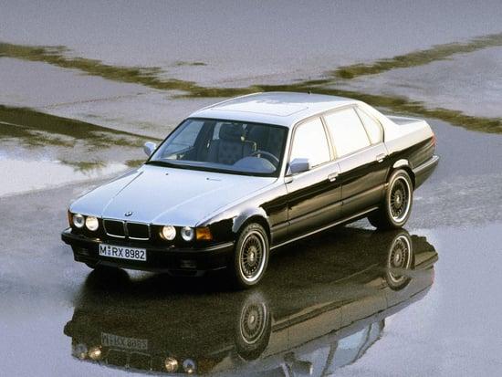 La BMW Serie 7 Limousine che Lagerfeld commissionò a BMW Individual nel 1997