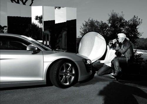 Karl Lagerfeld, le auto che ha immortalato (3)
