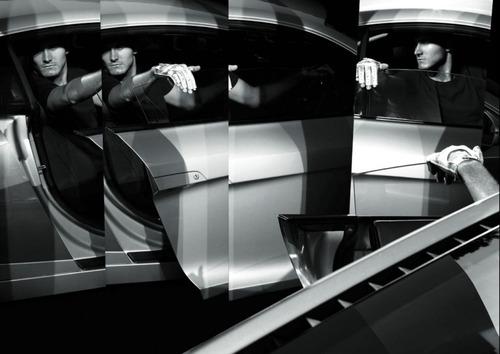 Karl Lagerfeld, le auto che ha immortalato (4)