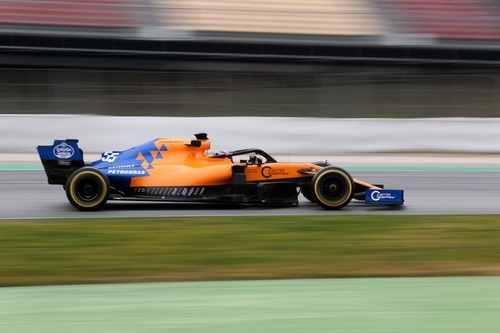 F1 2019, test Barcellona, Day 3: Kvyat al top (7)
