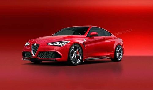 Nuove Alfa Romeo, In arrivo: al Salone di Ginevra un concept che sarà di serie a breve (7)