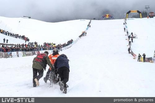 Harley & Snow: la gara sulla neve torna dal 15 al 17 marzo (9)