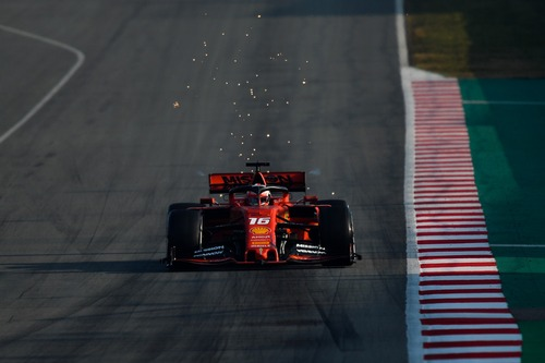F1 2019, test Barcellona, Day 4: Hulkenberg al top (2)