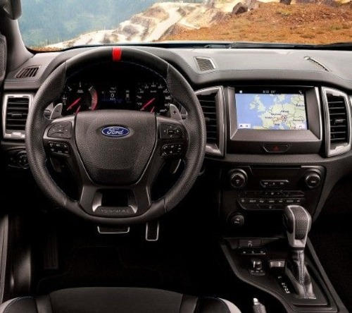 Nuovo Ranger Raptor: il super pick-up Ford anche in Italia [video] (7)
