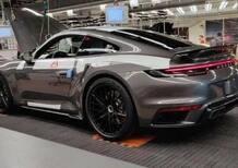 Porsche 911 992 Turbo, anche lei a Ginevra?