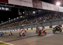 MotoGP 2019. I test di Losail... in versi