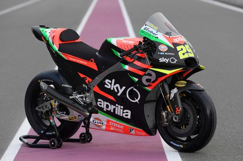 Aprilia MotoGP 2019 di Iannone e Espargarò: ecco la nuova livrea (8)