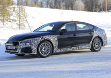 Audi A5 Sportback, arriva il facelift