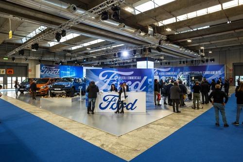 Transpotec Logitec 2019, Ford: rinnovamento gamma commerciali e servizi dedicati [video] (2)