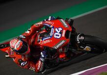 MotoGP test Qatar. Dovizioso: Abbiamo una situazione più stabile del passato
