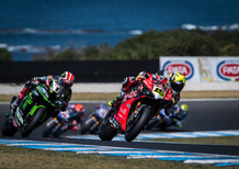 La versione di Baldi. Il GP d'Australia 2019