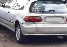 Honda Civic 1.3 16V SOHC cat 3 porte EX del 1995 usata a Reggio Calabria