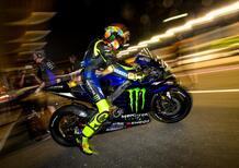 """Test MotoGP. Rossi: """"Oggi me la giocherei, in gara non so"""""""