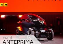 Primo veicolo Seat indipendente da VW: l'elettrico Minimó a due posti [video]
