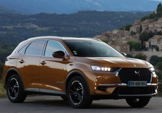Ds DS 7 Crossback (2017->>)