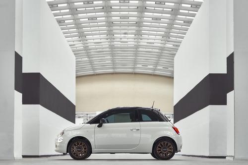 Fiat 500, 500X e 500L: allestimento speciale per i 120 anni (2)