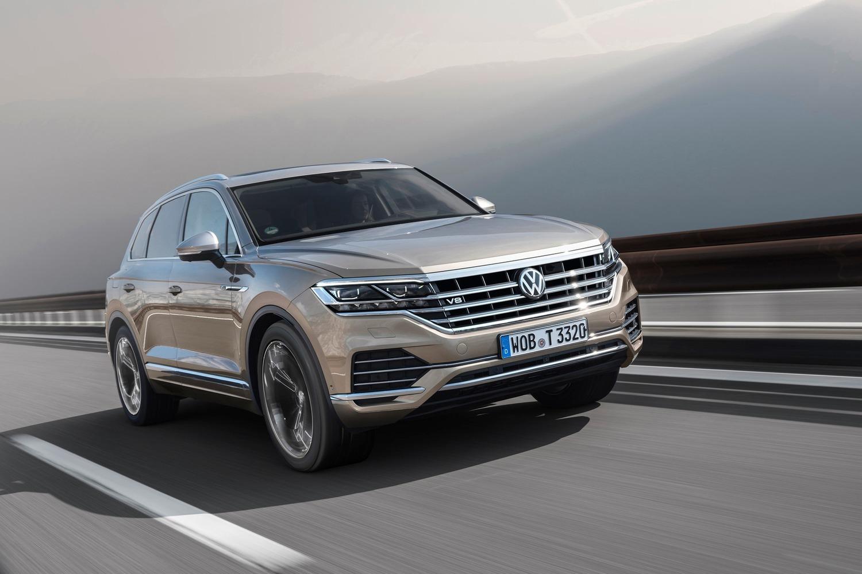 Volkswagen Touareg, arriva il V8 TDI al Salone di Ginevra 2019