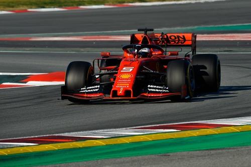F1 2019, test Barcellona, Day 6: Sainz al top (2)