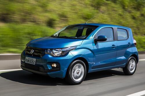 Nuova Fiat Panda: verso il debutto al Salone di Ginevra 2019? (8)